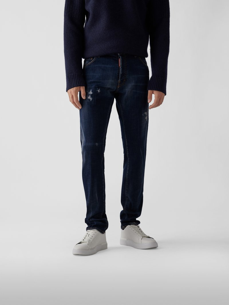 Dsquared2 Straight Fit Jeans Jeans - 1
