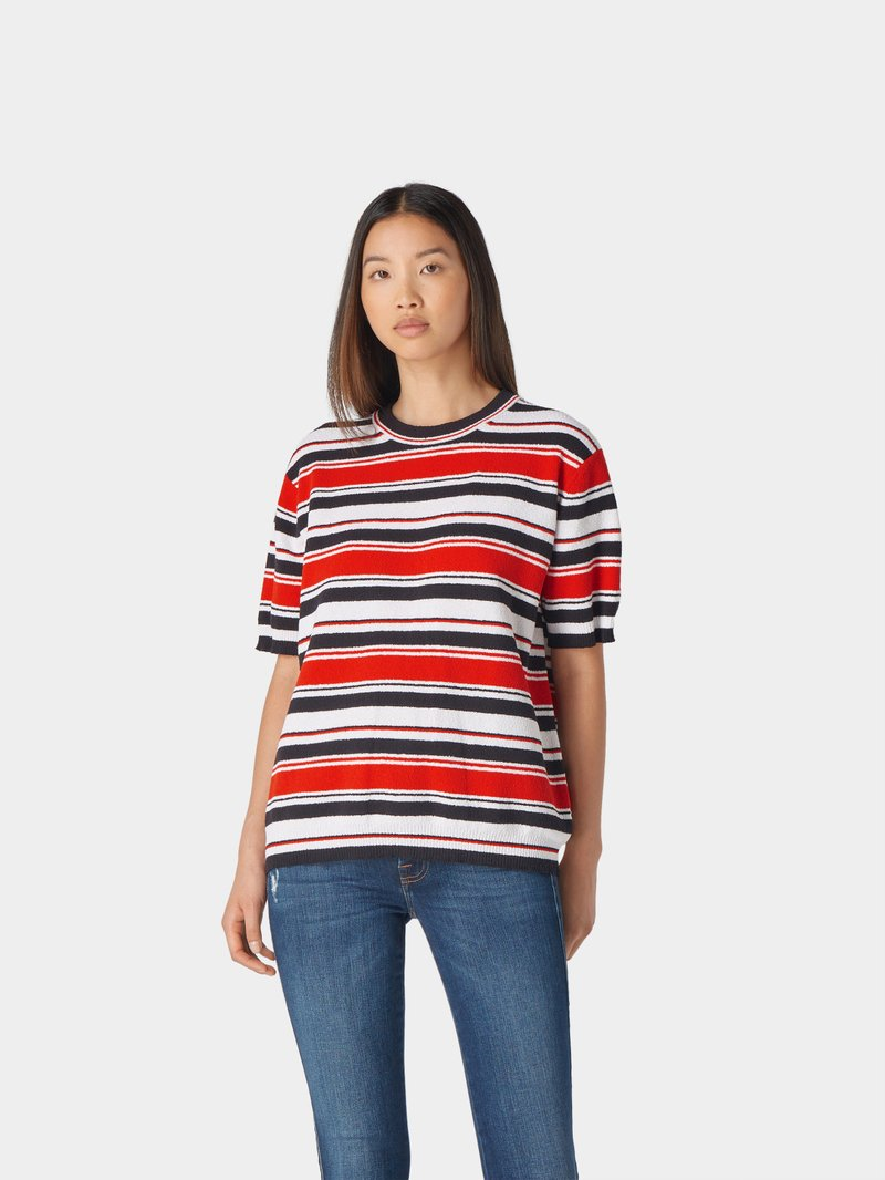 Marc Jacobs Shirt mit Baumwolle Rot - 1