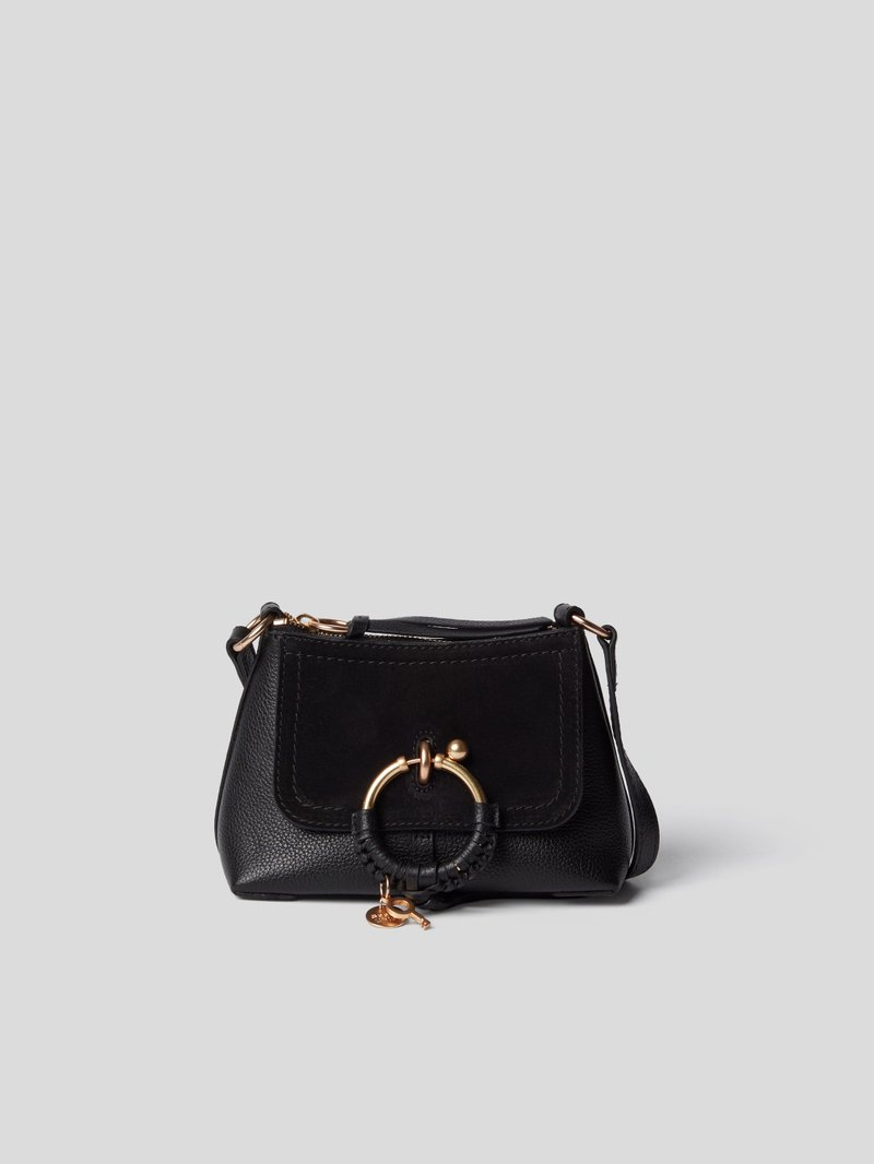 See by Chloé Crossbody Bag aus Leder Schwarz - 1