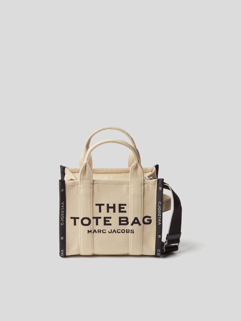 Marc Jacobs Tote Bag mit Stitching Sand - 1