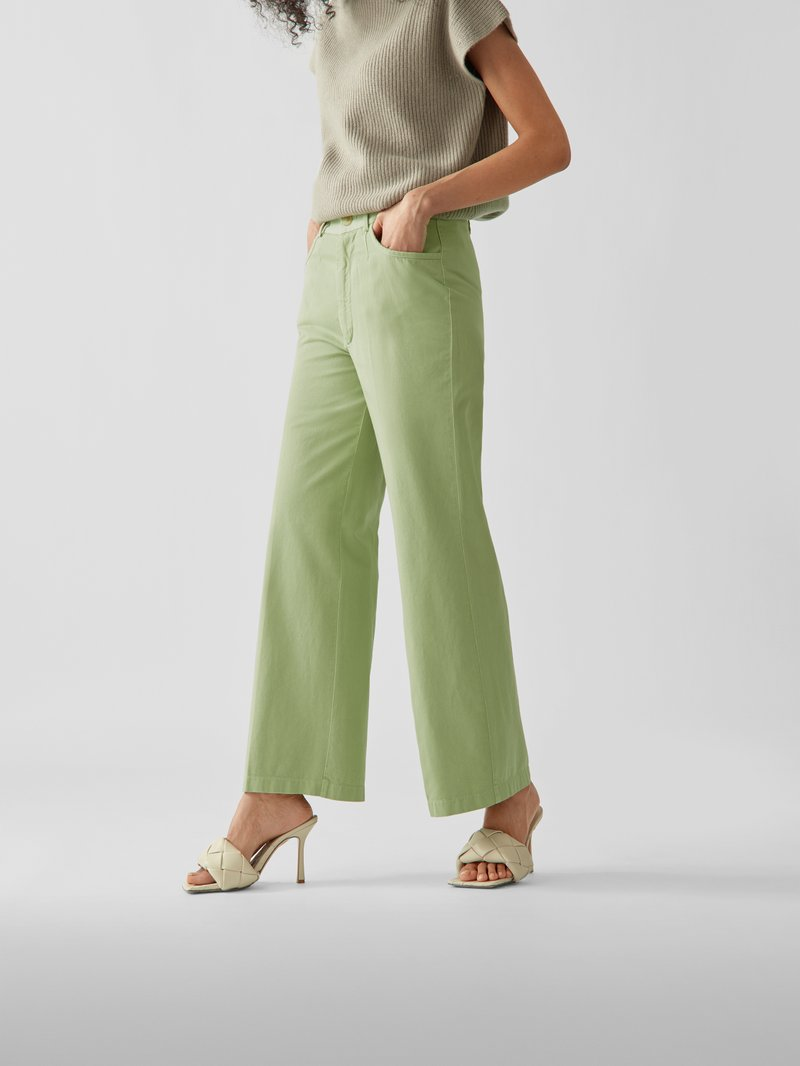 Forte Forte Flared Jeans Mint - 1