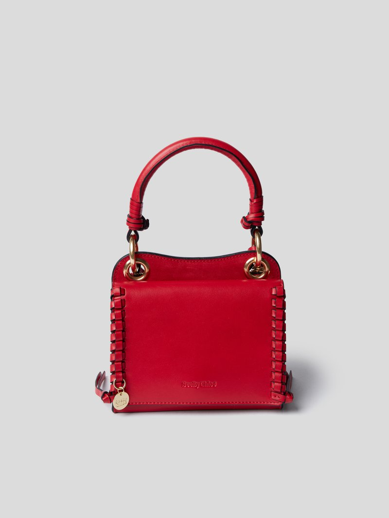 See by Chloé Crossbody Bag mit Henkel Rot - 1