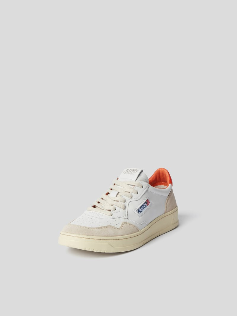 Autry Sneaker im Material-Mix - 1