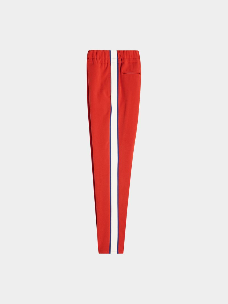Closed Track Pants Blanch Rot - 1