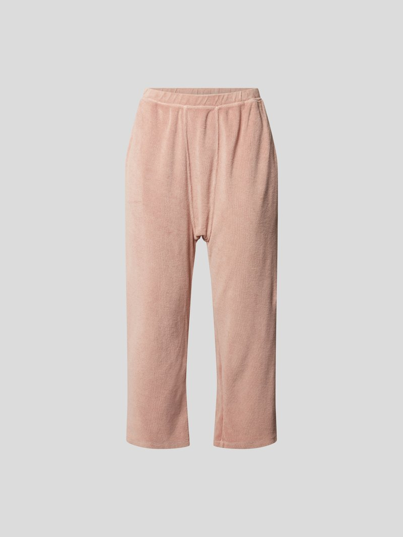 The Great Hose aus Frottee Rosa - 1
