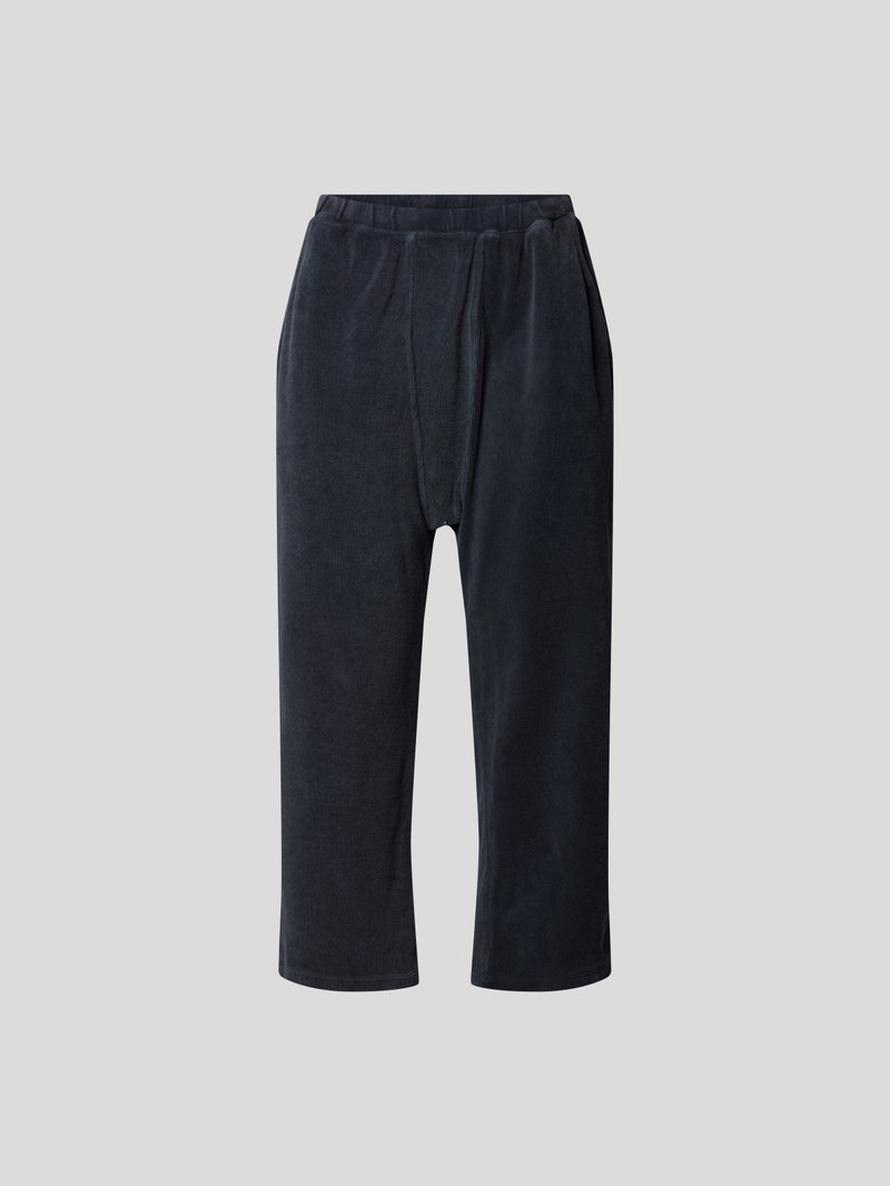 The Great Hose aus Frottee Blau - 1