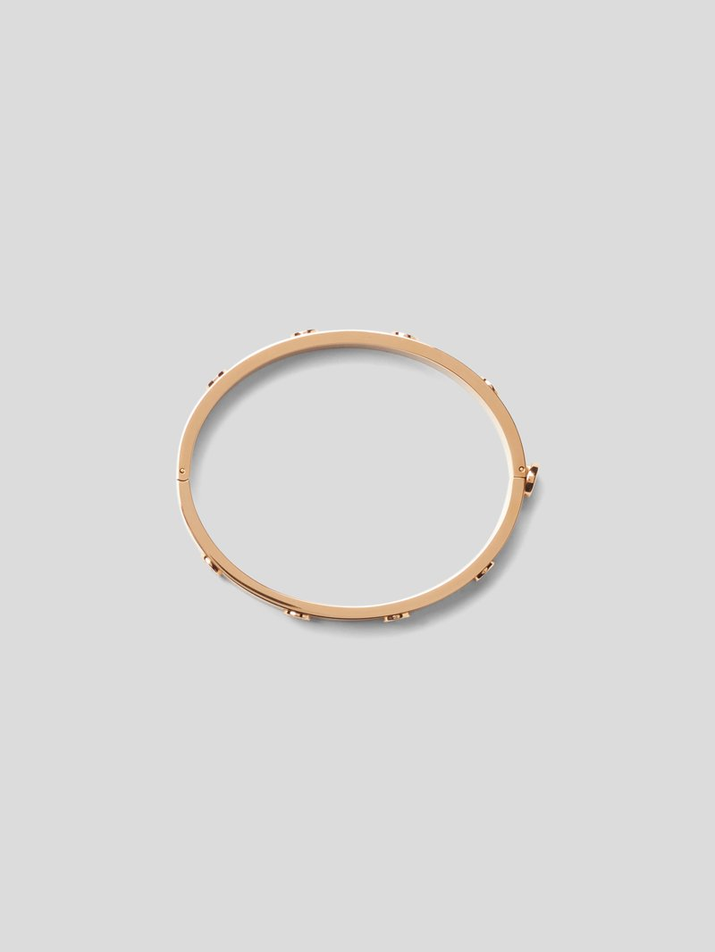 Tory Burch Armband mit Label-Details Gold - 1
