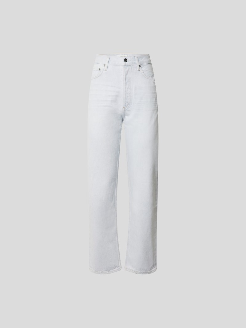 AGOLDE Straight Fit Jeans Blau - 1