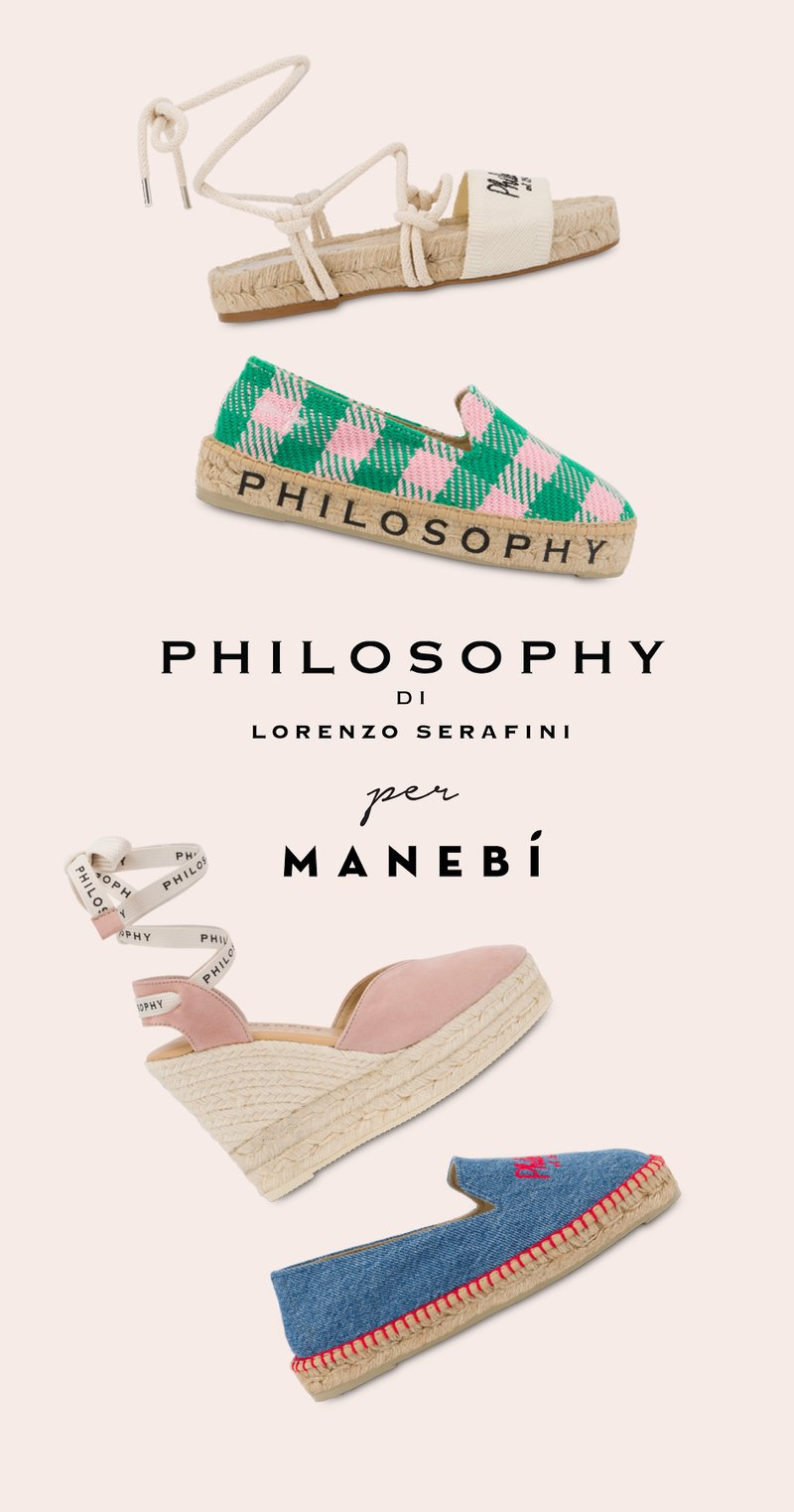 Philosophy x Manebi